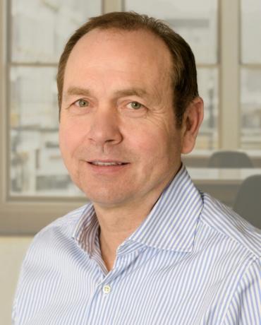 Hendrik Duge - Geschäftsführer